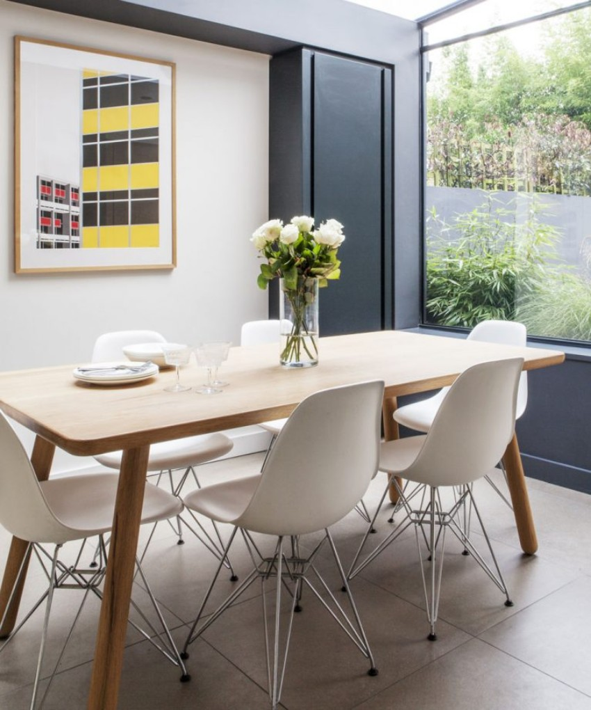 small dining room Make The Most of a Small Dining Room 9 Make The Most of a Small Dining Room