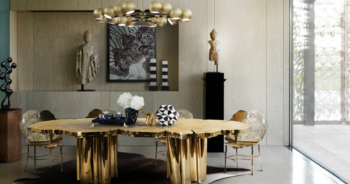 Amazing Dining Rooms By Boca do Lobo