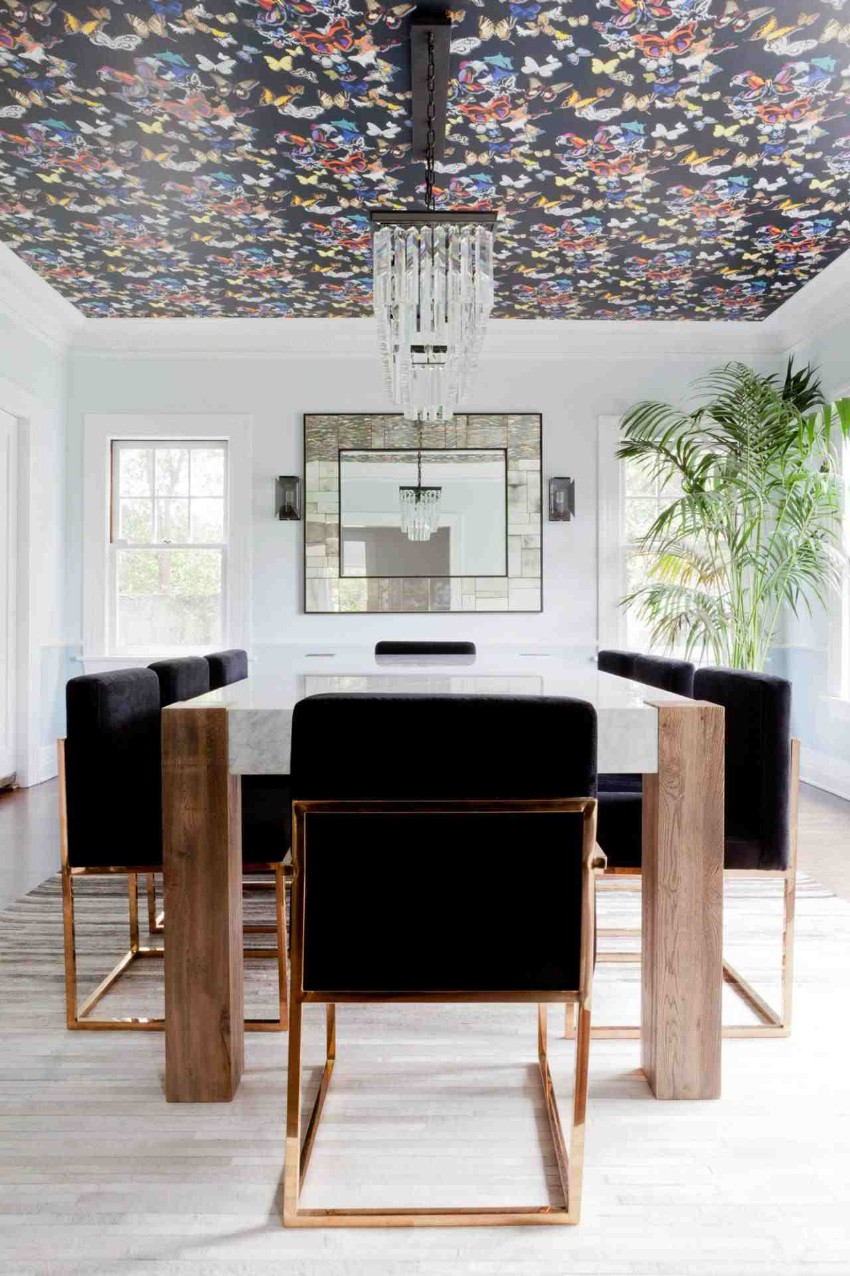 dining room Creative Ceiling Design Ideas to Spice Up Any Dining Room Creative Ceiling Design Ideas to Spice Up Any Dining Room 6