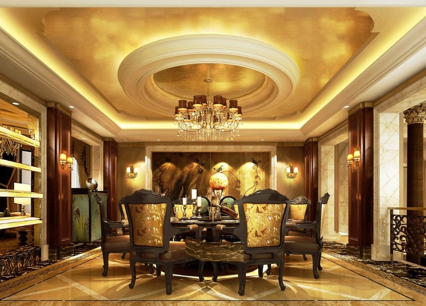 dining room Creative Ceiling Design Ideas to Spice Up Any Dining Room Creative Ceiling Design Ideas to Spice Up Any Dining Room 65