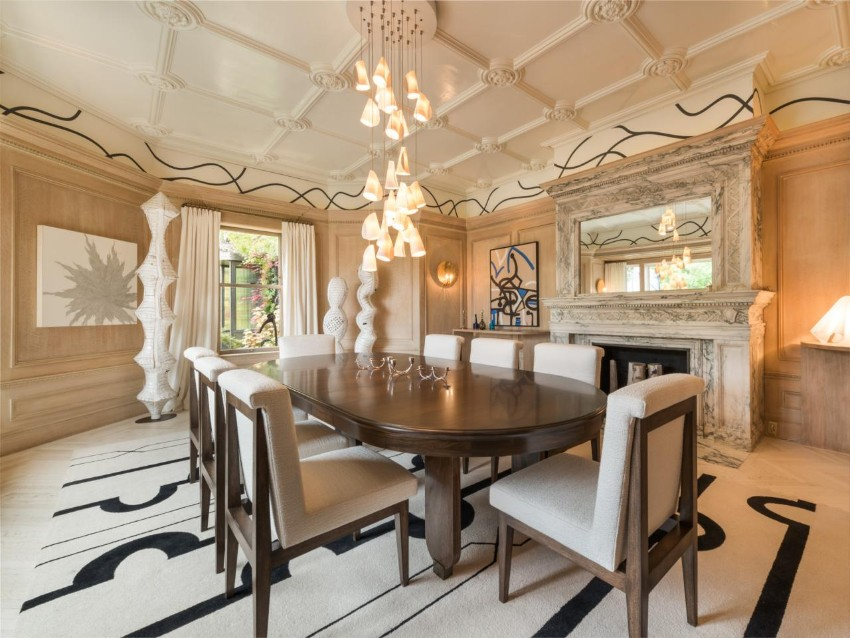 Creative Ceiling Design Ideas to Spice Up Any Dining Room dining room Creative Ceiling Design Ideas to Spice Up Any Dining Room Creative Ceiling Design Ideas to Spice Up Any Dining Room 8