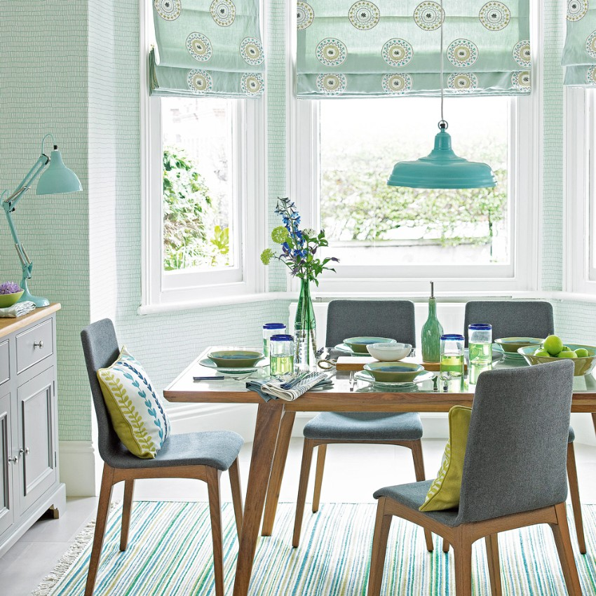 dining room Style Your Dining Room In Minty Green Shades Style Your Dining Room In Minty Green Shades 9 1