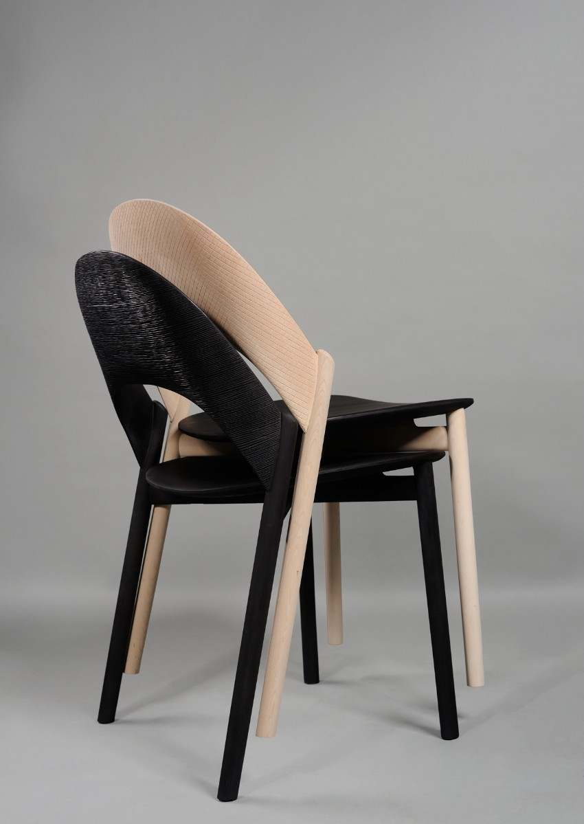 dining chair The Sana Dining Chair: Be Hugged While Having Dinner The Sana Dining Chair Be Hugged While Having Dinner 0