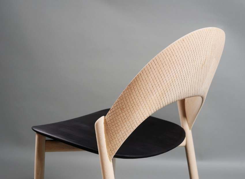 dining chair The Sana Dining Chair: Be Hugged While Having Dinner The Sana Dining Chair Be Hugged While Having Dinner 1