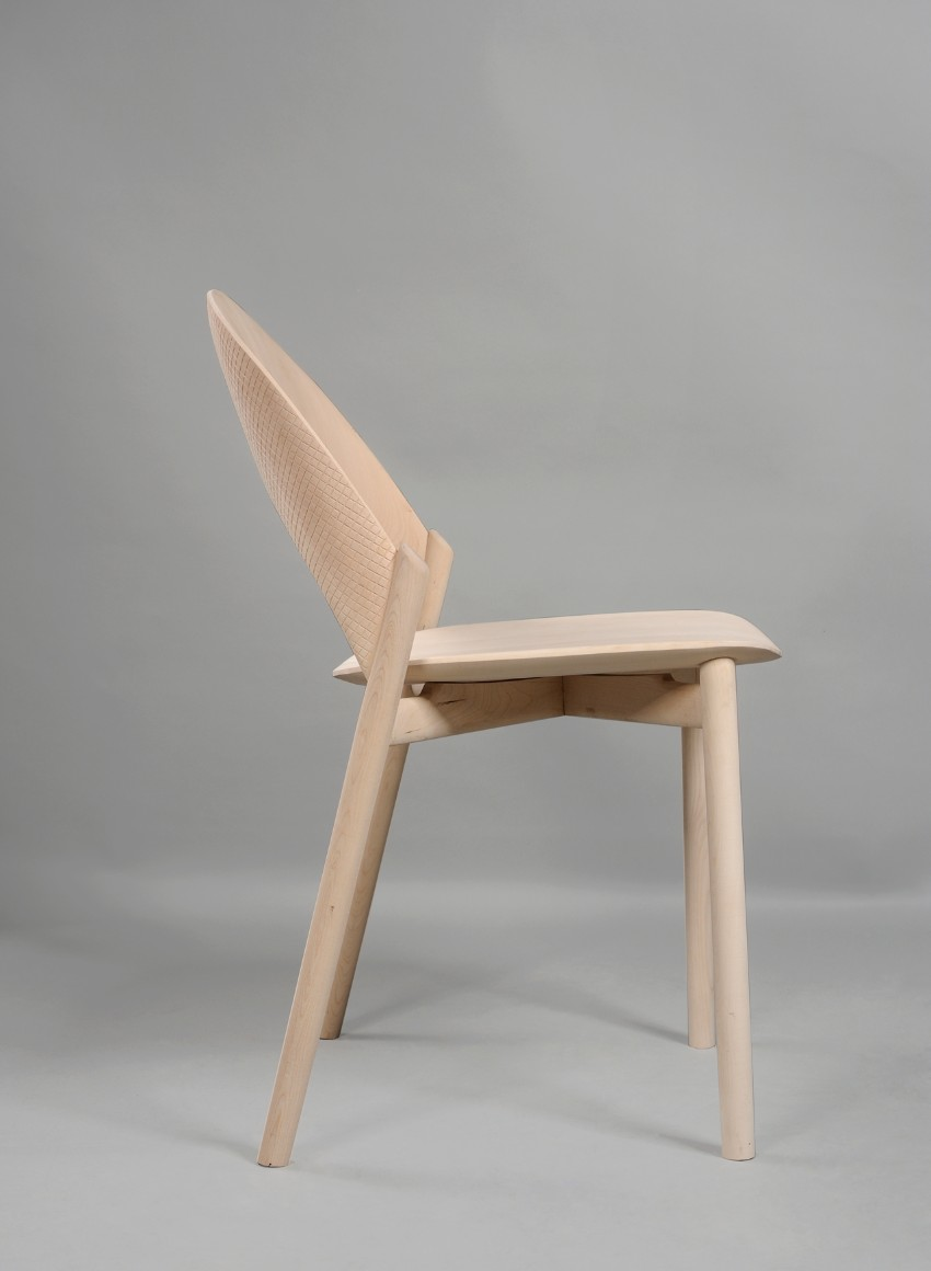 dining chair The Sana Dining Chair: Be Hugged While Having Dinner The Sana Dining Chair Be Hugged While Having Dinner 3