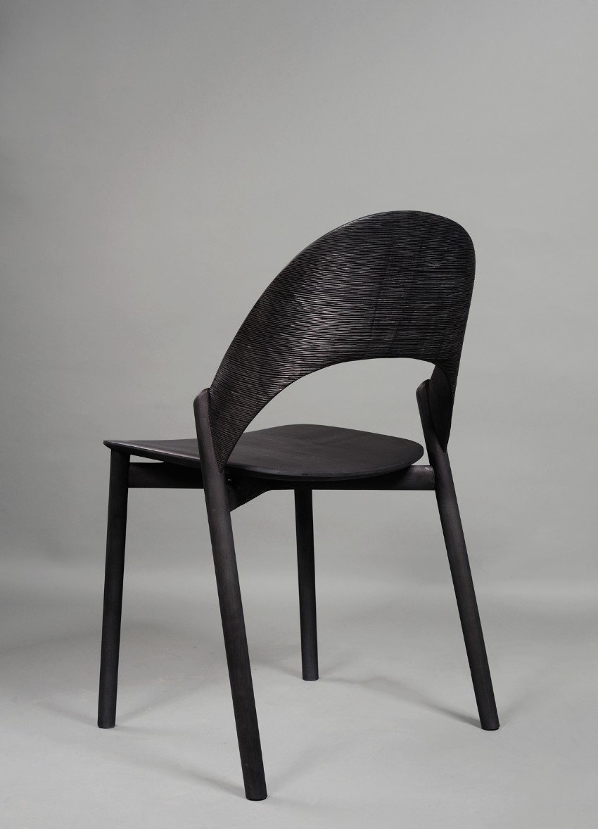 dining chair The Sana Dining Chair: Be Hugged While Having Dinner The Sana Dining Chair Be Hugged While Having Dinner 4