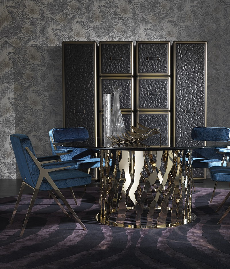Roberto Cavalli Roberto Cavalli 10 Roberto Cavalli Dining Tables with the Best Design 10 Roberto Cavalli Dining Tables with the Best Design 1