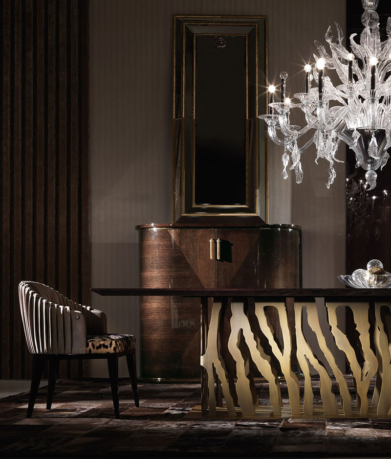 Roberto Cavalli Roberto Cavalli 10 Roberto Cavalli Dining Tables with the Best Design 10 Roberto Cavalli Dining Tables with the Best Design 16