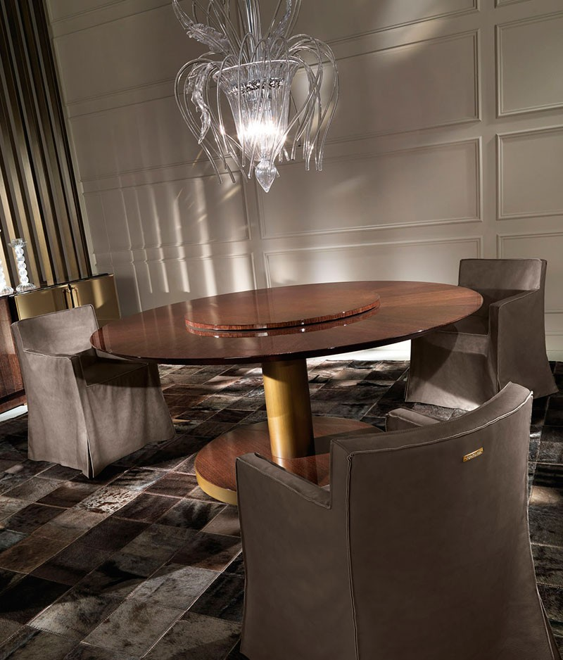Roberto Cavalli Roberto Cavalli 10 Roberto Cavalli Dining Tables with the Best Design 10 Roberto Cavalli Dining Tables with the Best Design 20