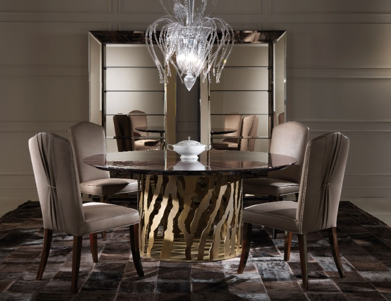 Roberto Cavalli Roberto Cavalli 10 Roberto Cavalli Dining Tables with the Best Design 10 Roberto Cavalli Dining Tables with the Best Design 22