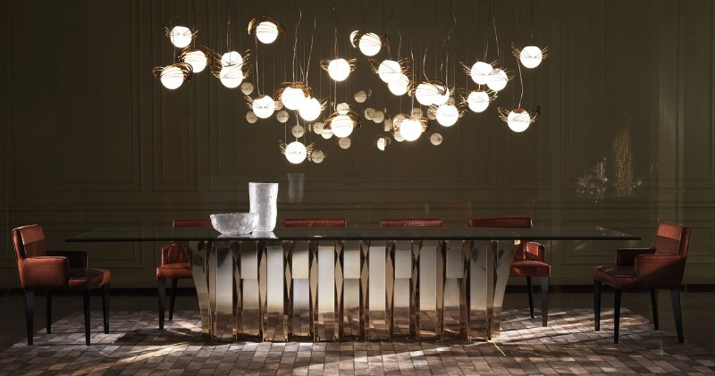 Roberto Cavalli Roberto Cavalli 10 Roberto Cavalli Dining Tables with the Best Design 10 Roberto Cavalli Dining Tables with the Best Design 23