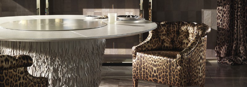 Roberto Cavalli Roberto Cavalli 10 Roberto Cavalli Dining Tables with the Best Design 10 Roberto Cavalli Dining Tables with the Best Design 24