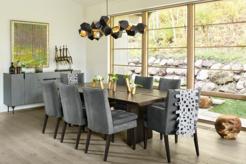 Stunning Lighting Pieces for Your Dining Room