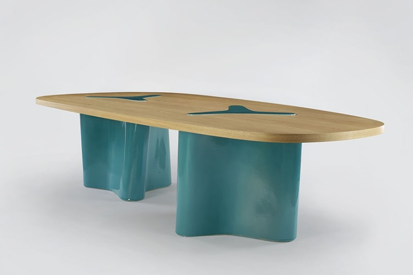Incredible Dining Tables by India Mahdavi
