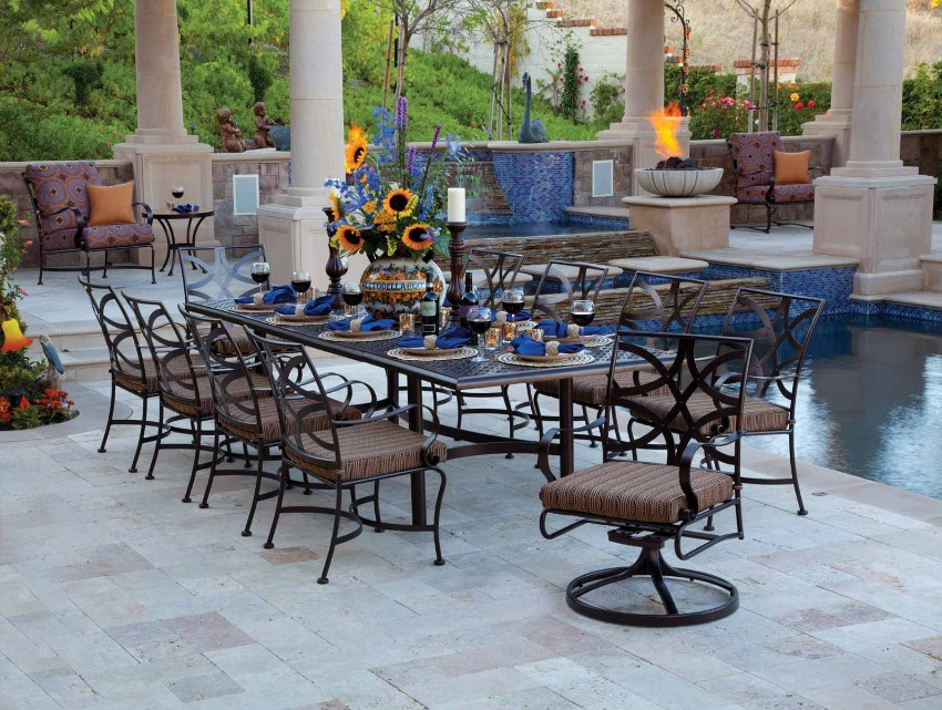 10 Elegant Outdoor Dining Areas To Inspire You This Summer outdoor dining 10 Elegant Outdoor Dining Areas To Inspire You This Summer 5 10 Elegant Outdoor Dining Areas To Inspire You This Summer