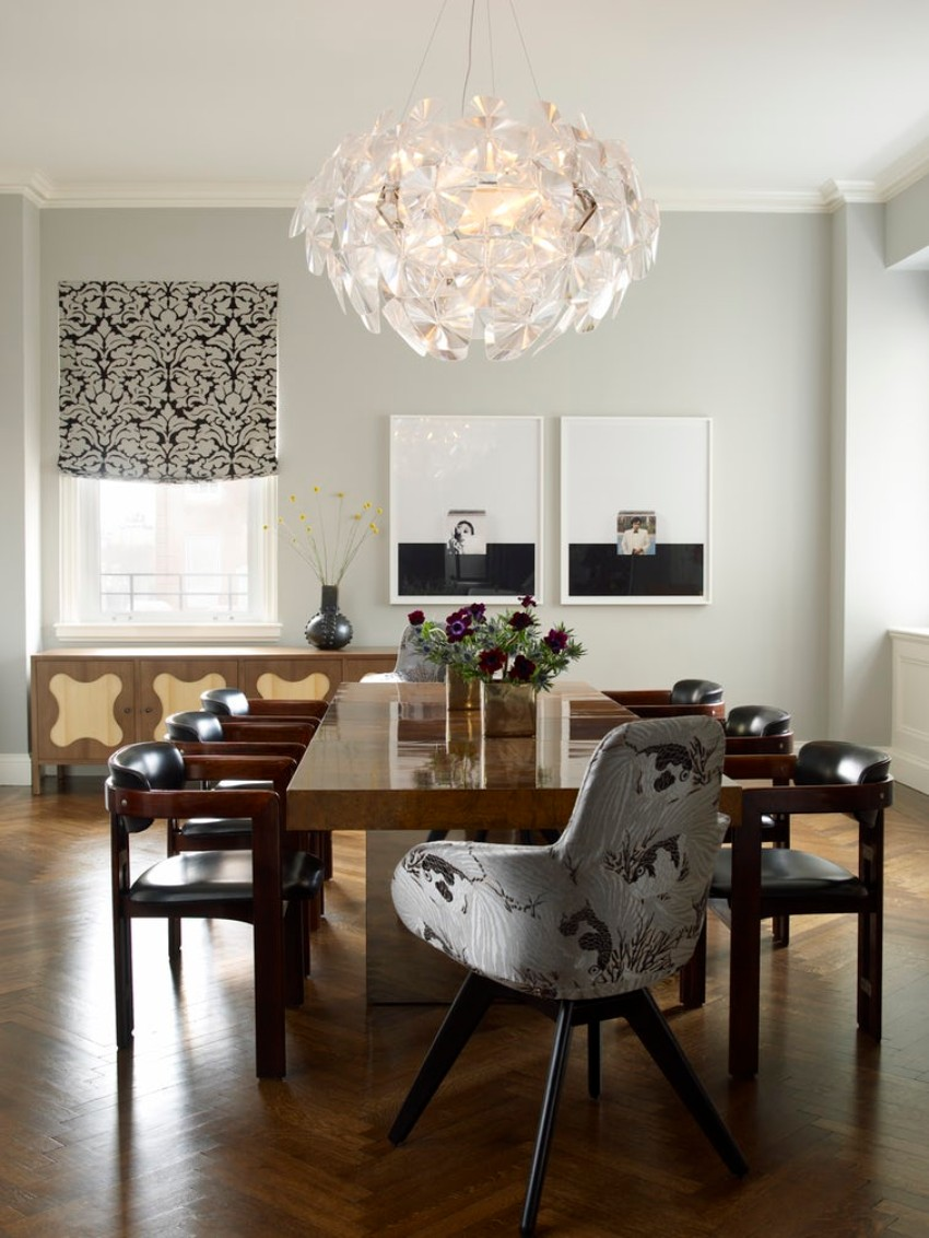 dining room Stunning Lighting Pieces for Your Dining Room 9 fawn galli interiors