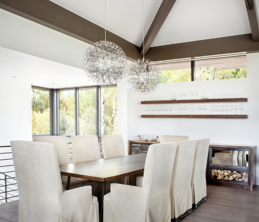 dining room Stunning Lighting Pieces for Your Dining Room 9 the redefined group