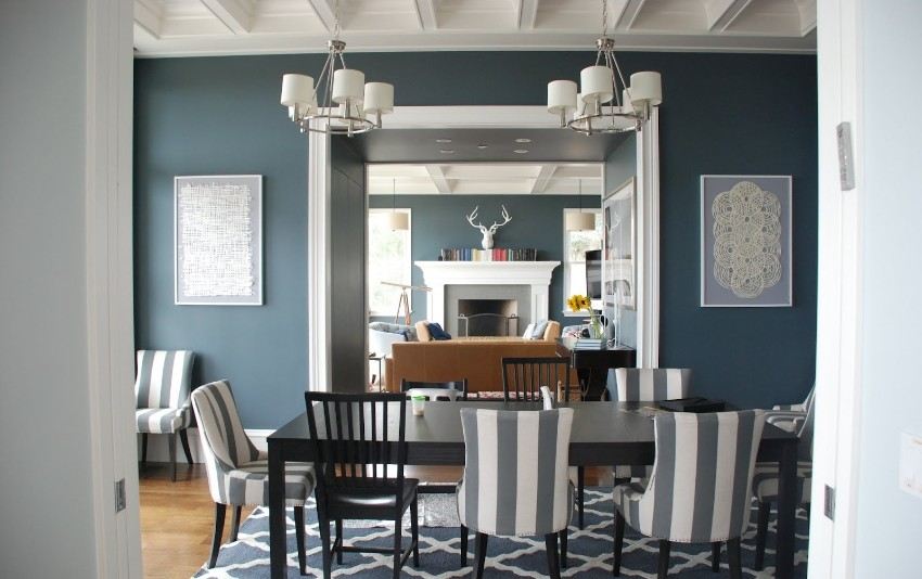 Summer Trends: Accessories That Will Freshen Up You Dining Area summer trends Summer Trends: Accessories That Will Freshen Up Your Dining Area Dining Room Rug 2 Fotor