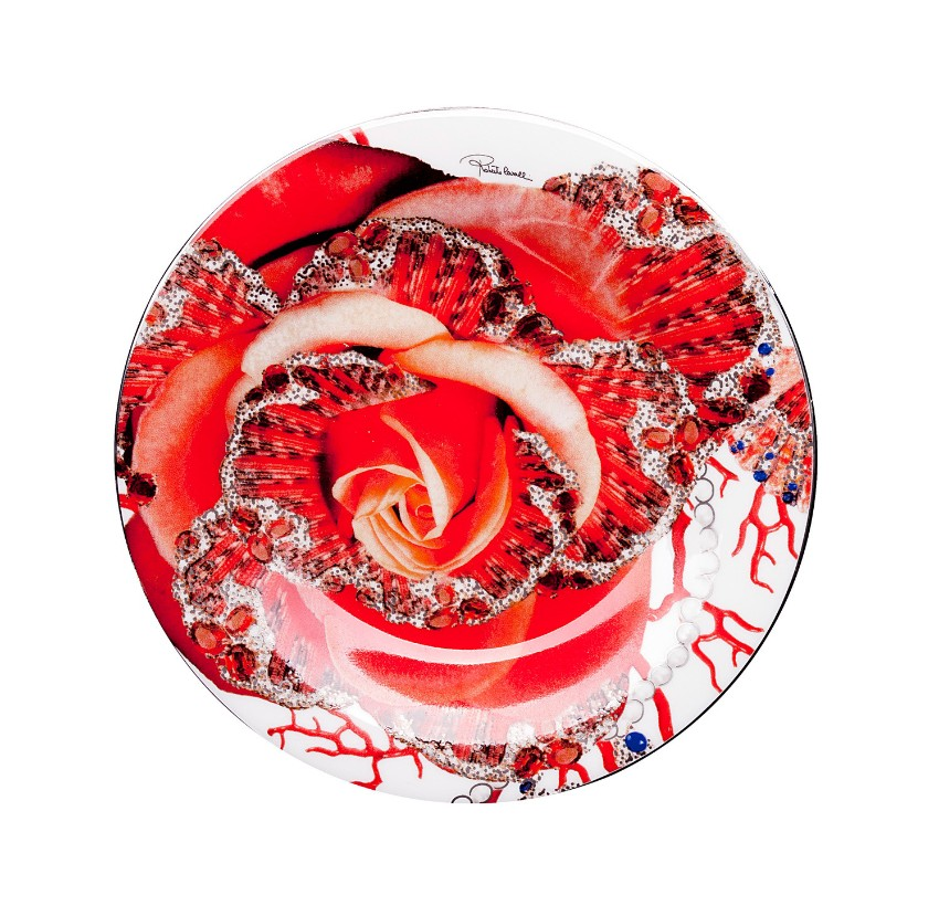 Roberto Cavalli Discover Roberto Cavalli Rose Jewel Tableware Collection Discover Roberto Cavalli Tableware for your Luxury Dining Table 10