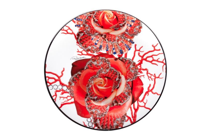 Roberto Cavalli Roberto Cavalli Discover Roberto Cavalli Rose Jewel Tableware Collection Discover Roberto Cavalli Tableware for your Luxury Dining Table 11