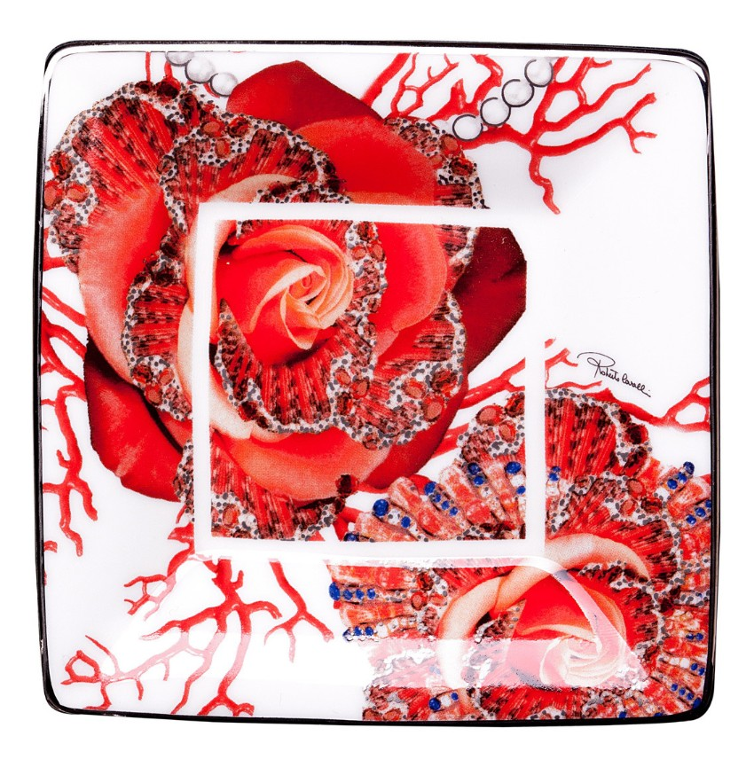 Roberto Cavalli Discover Roberto Cavalli Rose Jewel Tableware Collection Discover Roberto Cavalli Tableware for your Luxury Dining Table 5