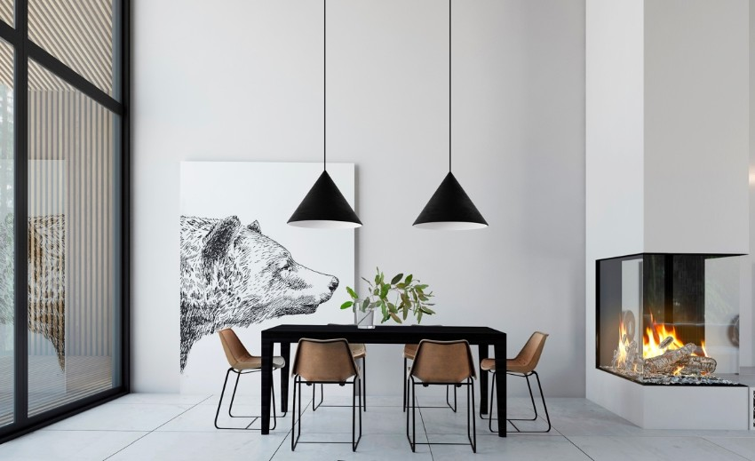 summer trends Summer Trends: Accessories That Will Freshen Up Your Dining Area minimalist dining room