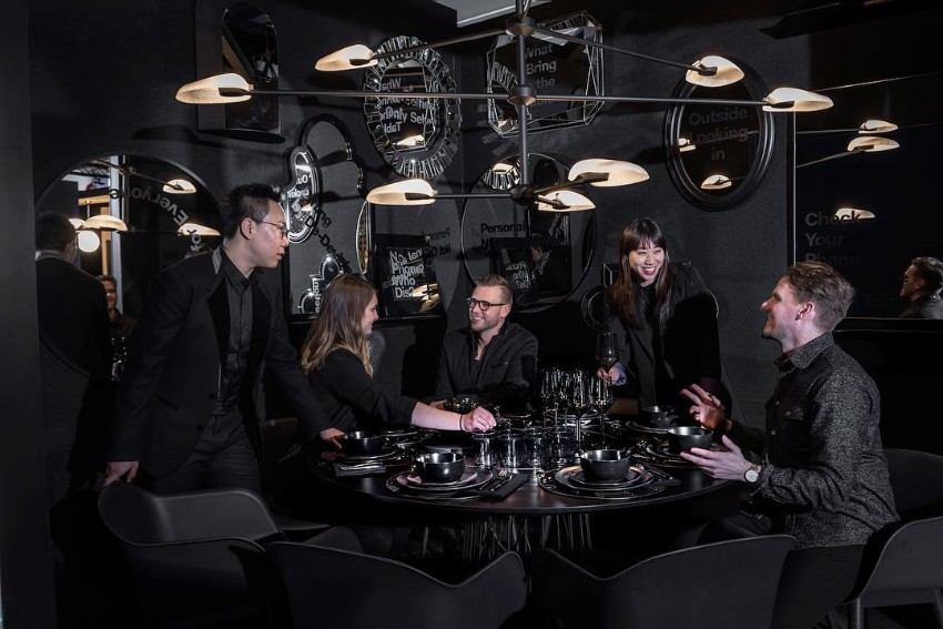 The Amazing Dining Tables from DIFFA's Dining by Design 2018 dining tables The Amazing Dining Tables from DIFFA's Dining by Design 2018 1 The Amazing Dining Tables from DIFFAs Dining by Design 2018 1