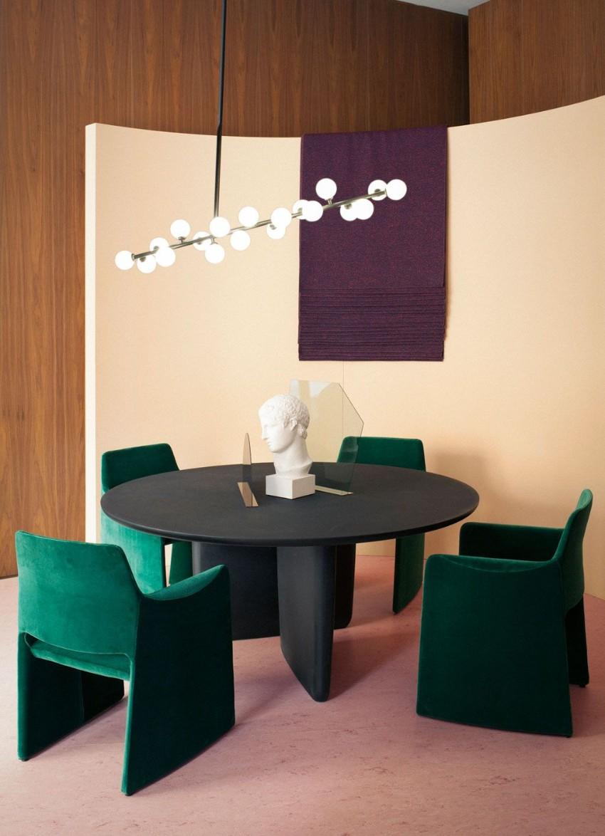 velvet dining chairs Velvet Dining Chairs Are The Key to Sophistication 10 Velvet Dining Chairs Are The Key to Sophistication