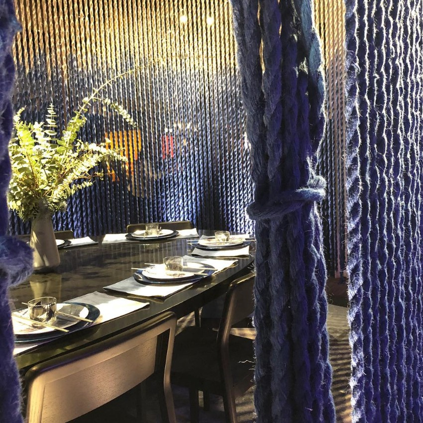 The Amazing Dining Tables from DIFFA's Dining by Design 2018