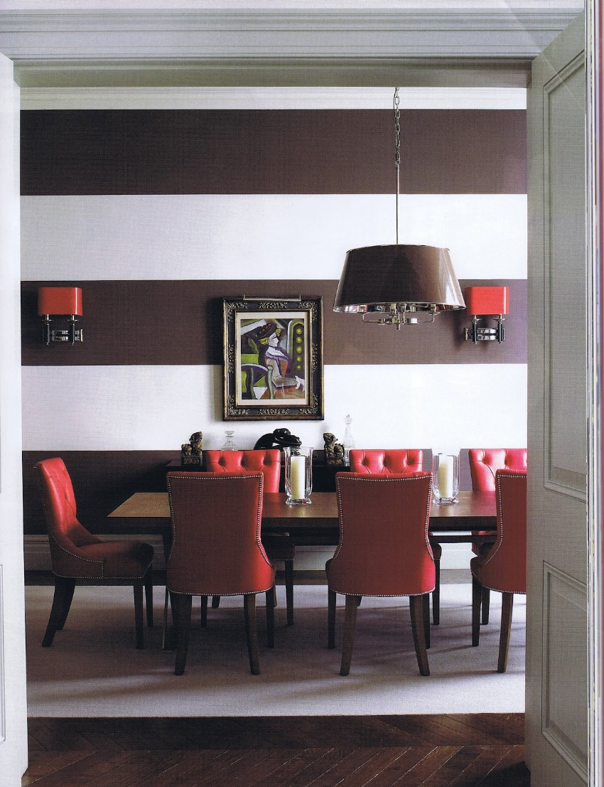 Dark Walls That Add Coziness to Any Dining Area dining area Dark Walls That Add Coziness to Any Dining Area 4 Dark Walls That Add Coziness to Any Dining Area