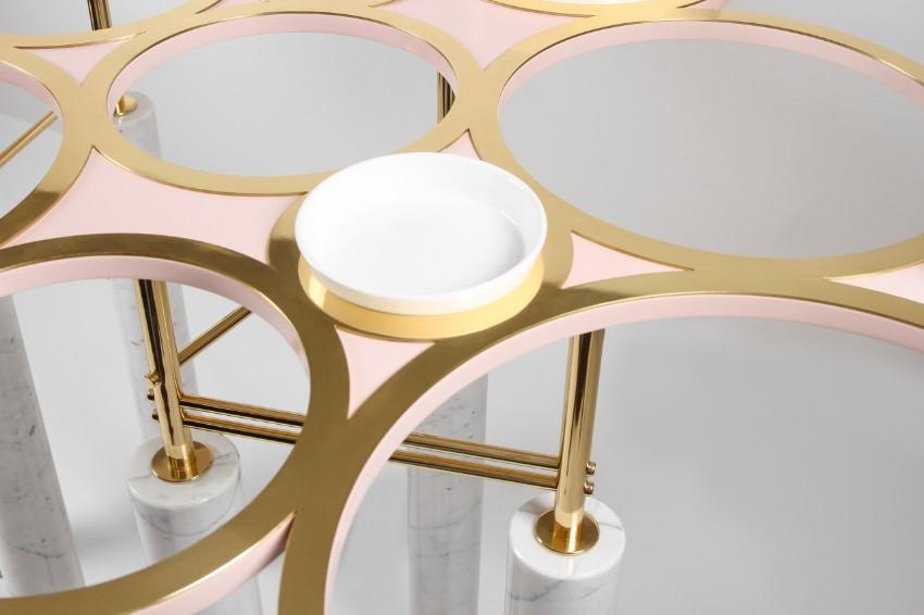 dining table Sayargaribeh Bring a Futuristic Twist on a Dining Table 7 SayarGaribeh Bring a Futuristic twist on a Dining Table