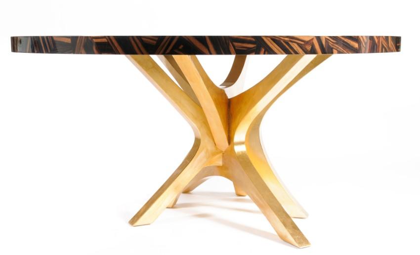 luxury furniture Leaf Gilding: An Ancient Art Behind Boca do Lobo's Luxury Furniture 9 Leaf Gilding An Ancient Art Behind Boca do Lobo   s Luxury Furniture