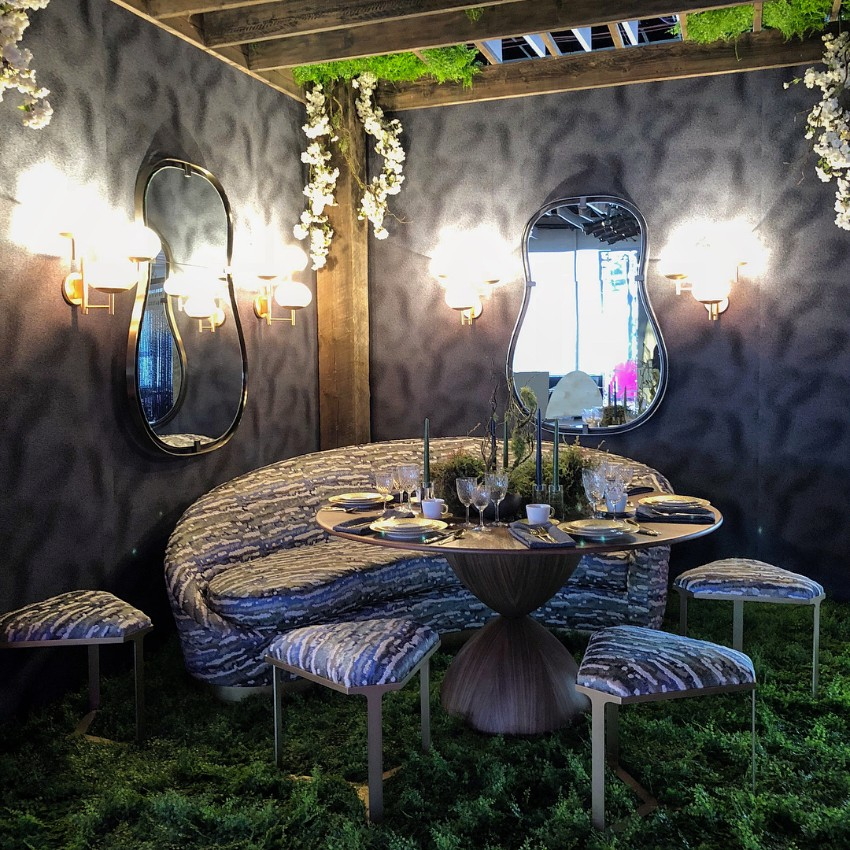 The Amazing Dining Tables from DIFFA's Dining by Design 2018 dining tables The Amazing Dining Tables from DIFFA's Dining by Design 2018 9 The Amazing Dining Tables from DIFFAs Dining by Design 2018 1