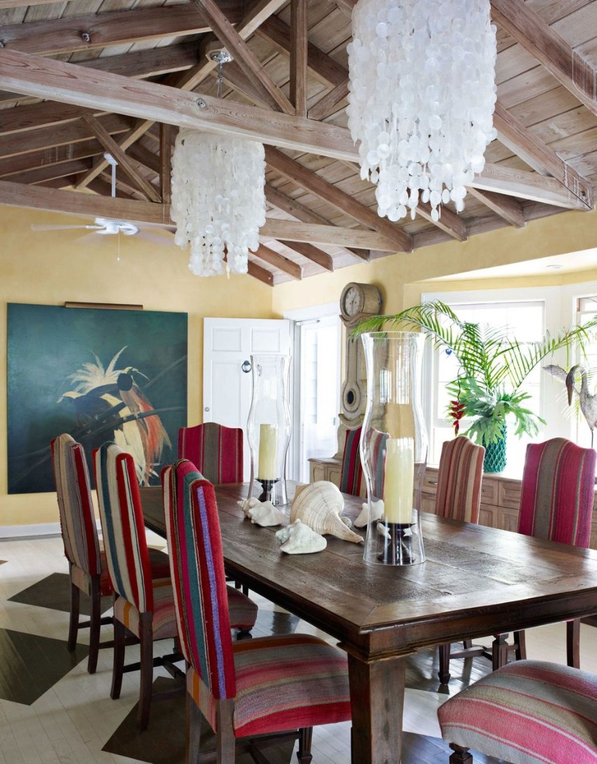 dining rooms Warm Up the House With These Colorful Dining Rooms 9 Warm Up the House With This Colorful Dining Rooms Fotor