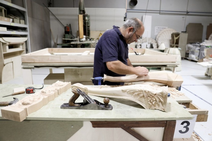 The Art of Joinery Behind Boca do Lobo's Exclusive Furniture