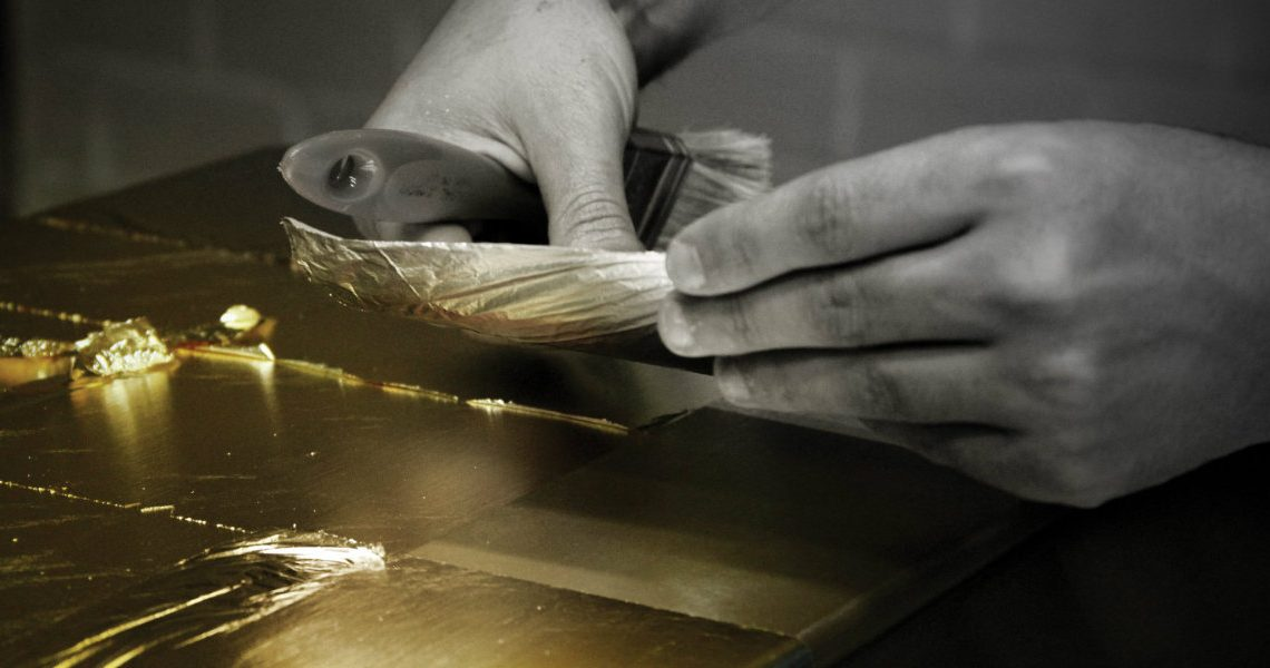 Leaf Gilding: An Ancient Art Behind Boca do Lobo's Luxury Furniture