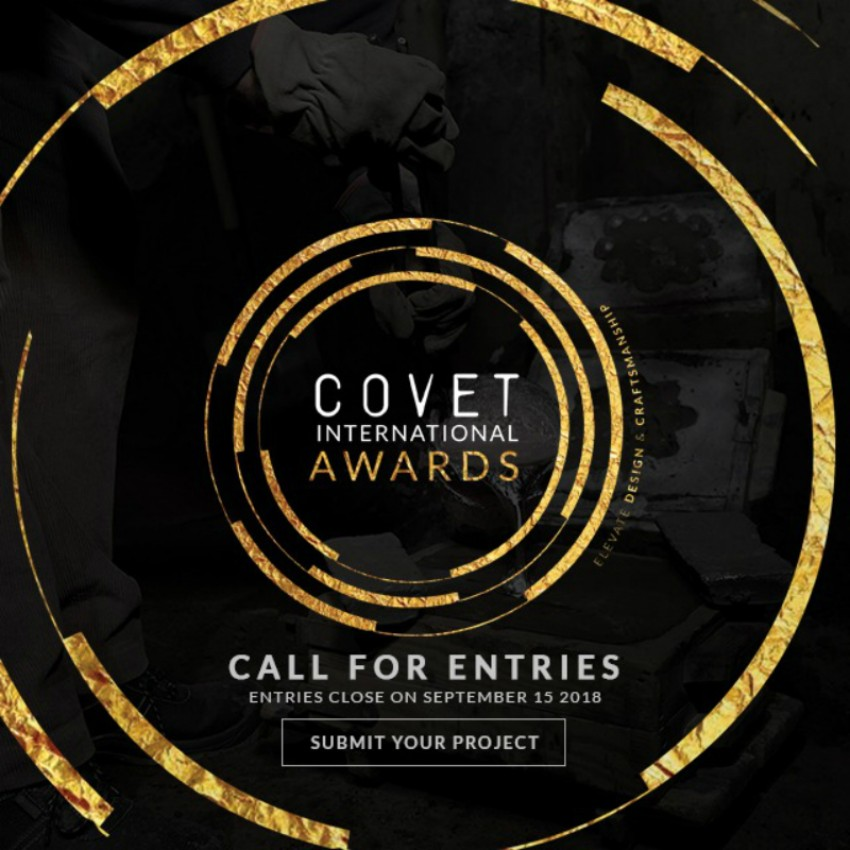 Covet International Awards Came to Elevate Design and Craftsmanship craftsmanship Covet International Awards Came to Elevate Design and Craftsmanship covet international awards set to elevate design and craftsmanship