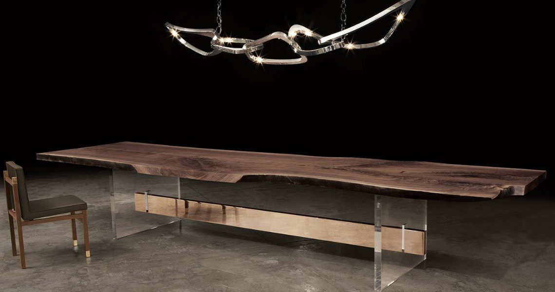 10 Stunning Contemporary Dining Tables To Make Every Dinner Special