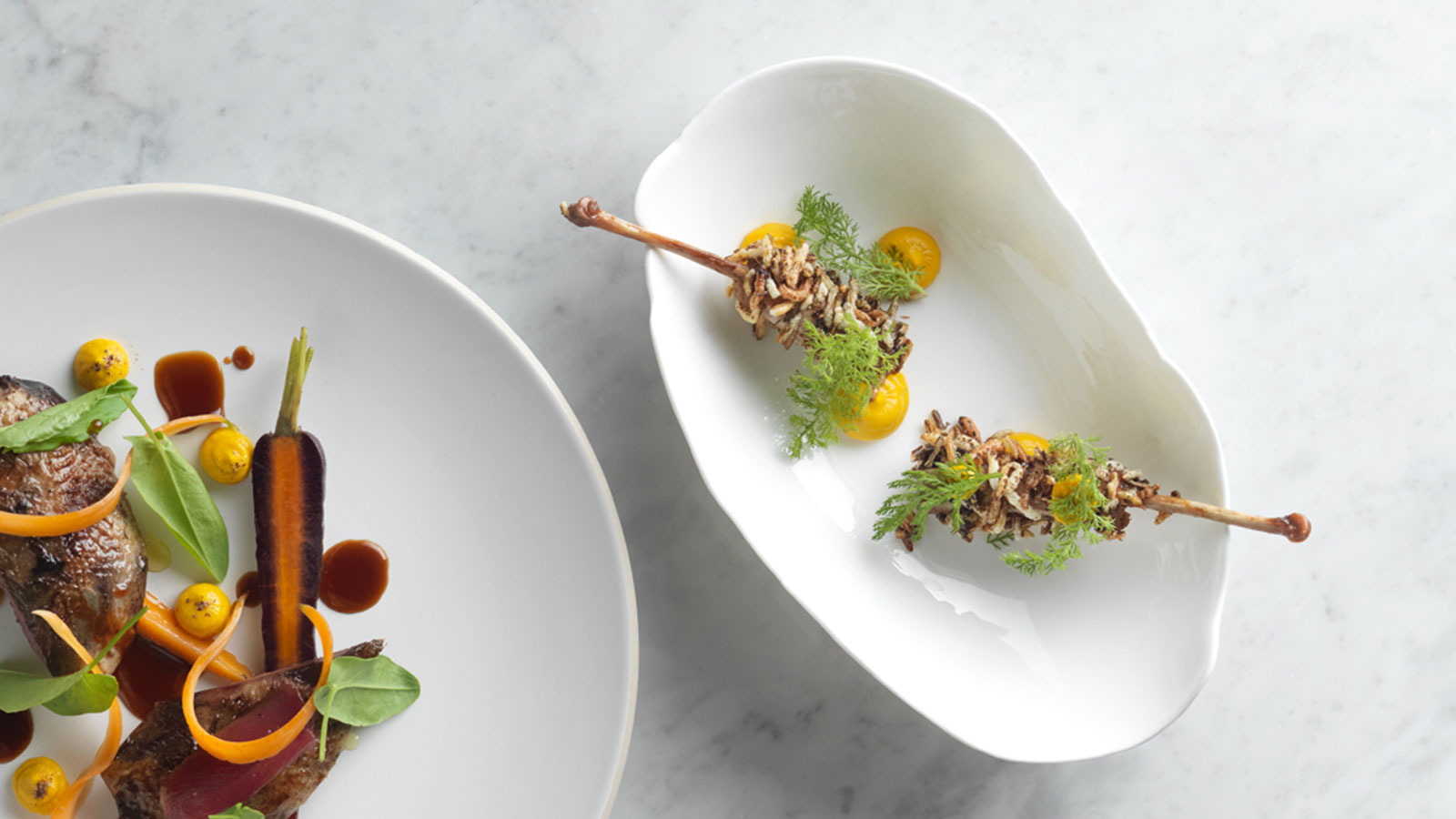 Fine Dining Fine Dining Restaurants to Try out During London Design Festival 11 Marcus
