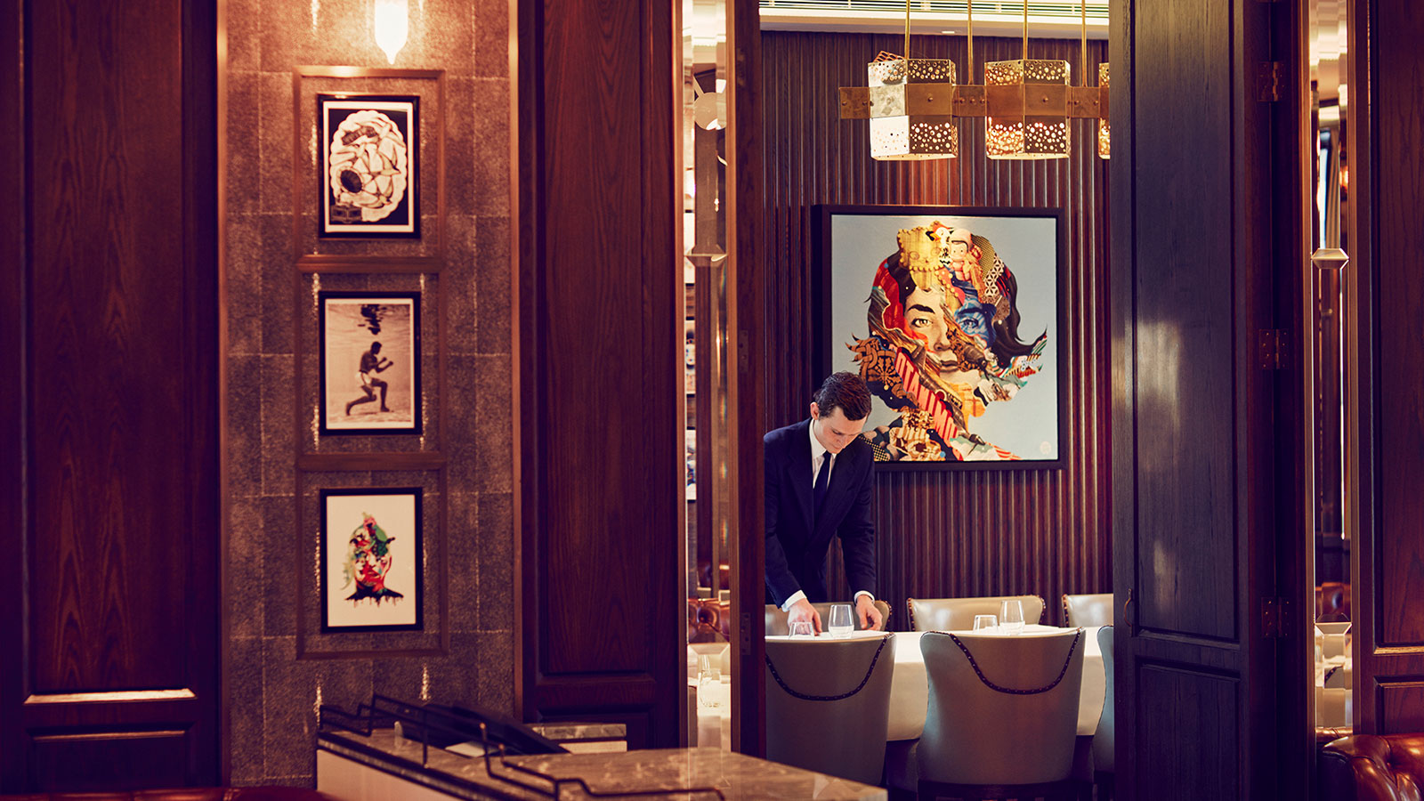 Fine Dining Fine Dining Restaurants to Try out During London Design Festival 12 Marcus