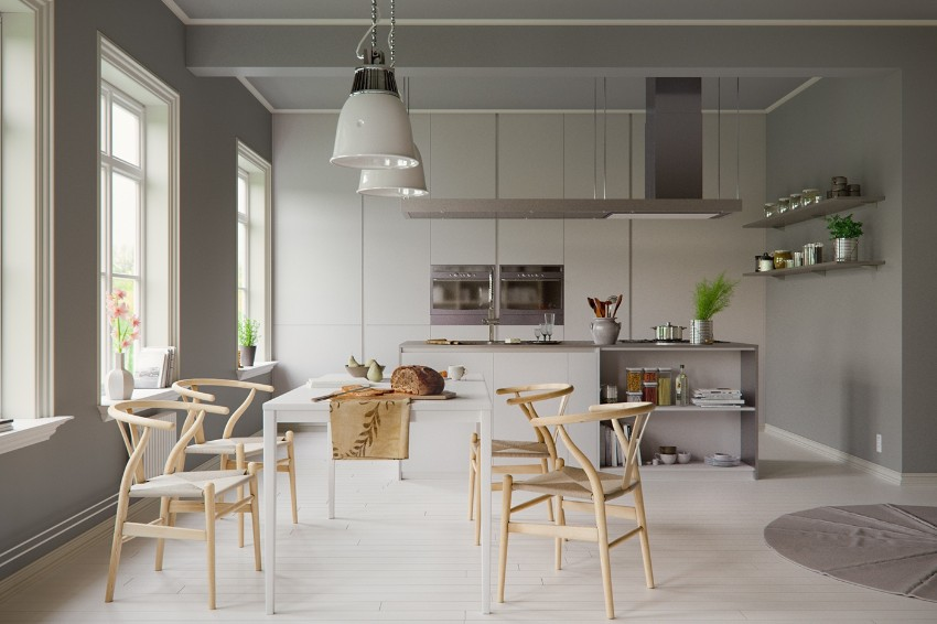 Charming Scandinavian Dining Areas To Inspire You