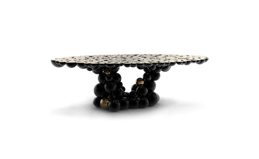 Discover The Amazing Newton Dining Table By Boca do Lobo