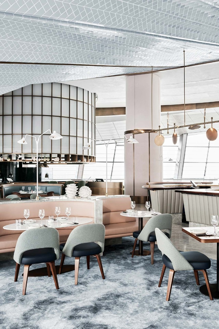 5 Fine Dining Restaurants With The Room Design Of Your Dreams