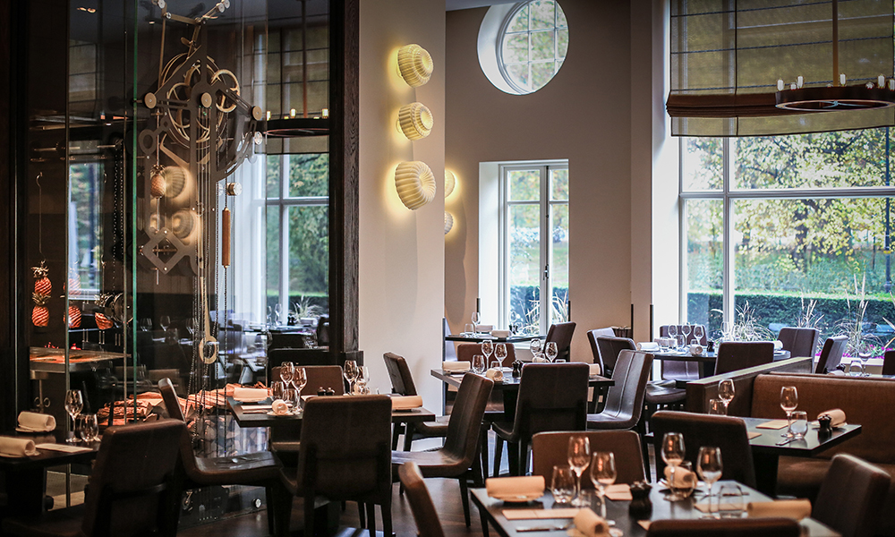 Fine Dining Restaurants to Try out During London Design Festival Fine Dining Fine Dining Restaurants to Try out During London Design Festival 5 Dinner By Heston