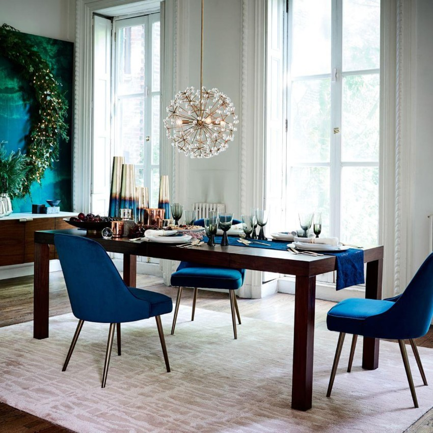 Modern Dining Room Furniture Accessories: Fall Trends To Upgrade Your Dining Room Decor