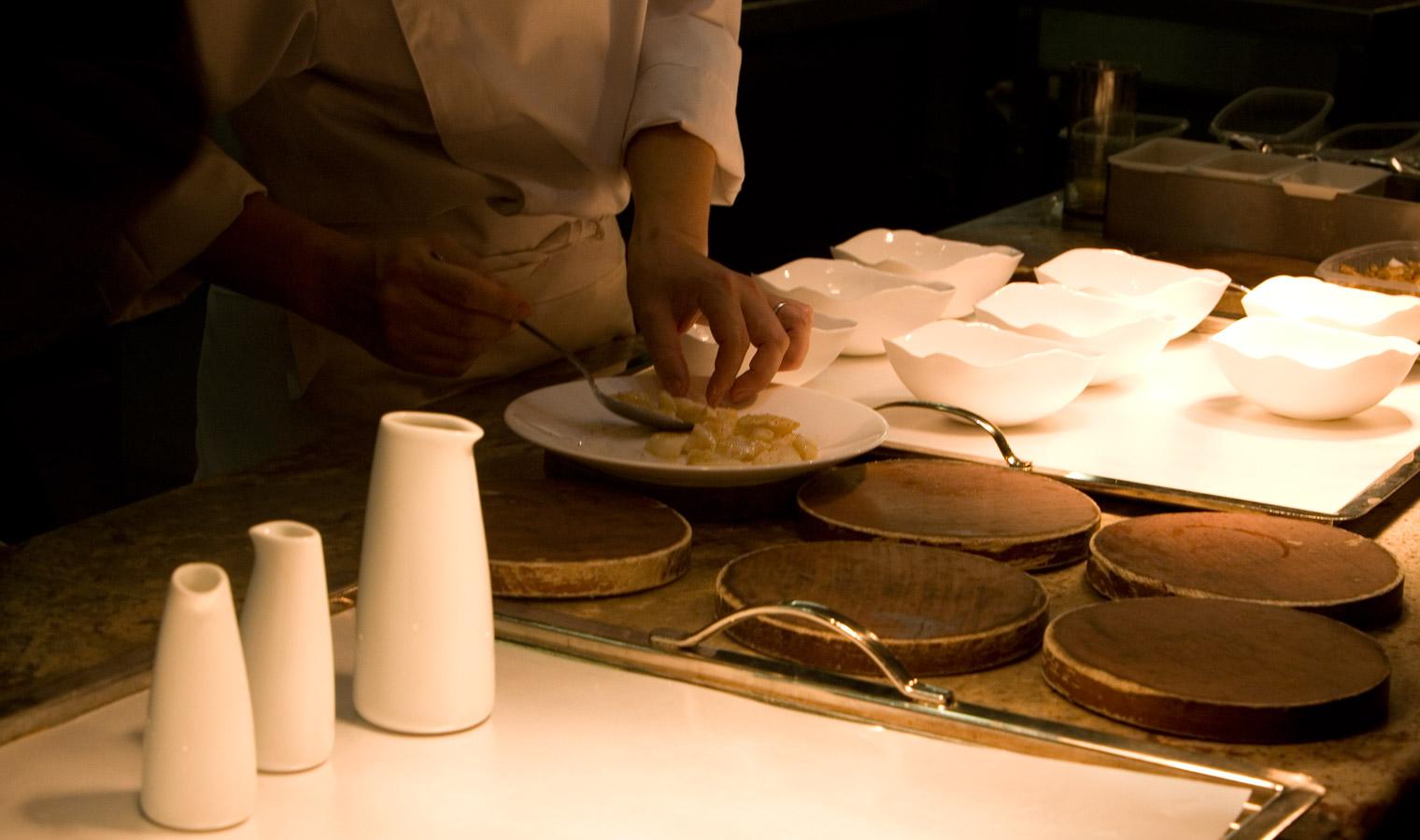 Fine Dining Fine Dining Restaurants to Try out During London Design Festival 7 Helene Darroze