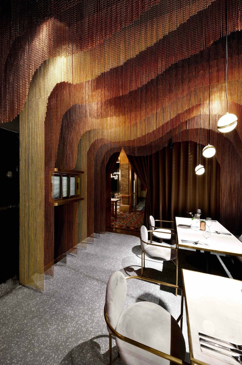 dining design Enjoy Chinese Tea Culture with the Most Soothing Dining Design 8 Enjoy Chinese Tea Culture with the Most Soothing Dining Design