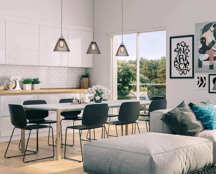 dining areas Charming Scandinavian Dining Areas To Inspire You 9 Charming Scandinavian Dining Areas To Inspire You