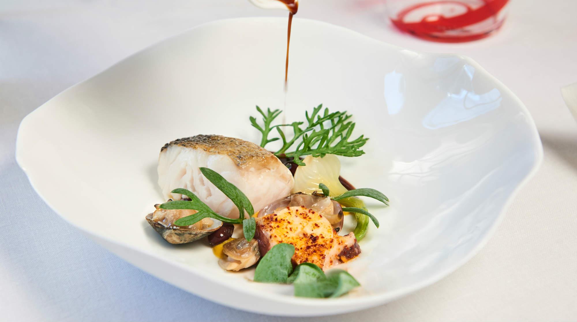 Fine Dining Fine Dining Restaurants to Try out During London Design Festival 9 Helene Darroze