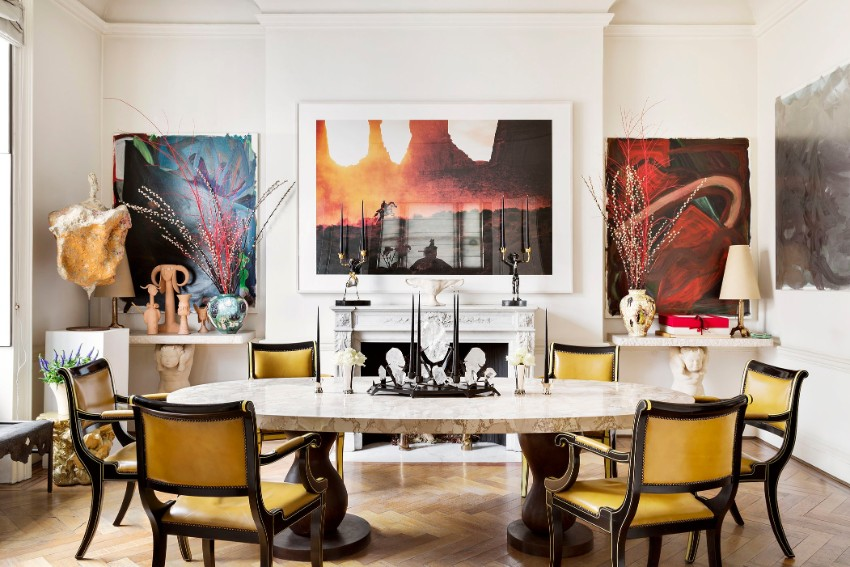 Top 10 Dining Areas By Exclusive Interior Designers